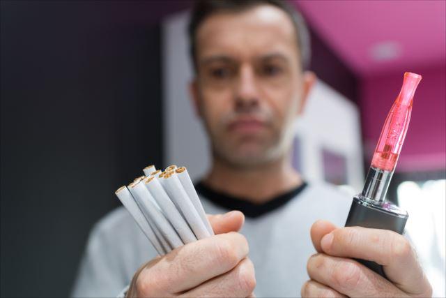 何が違う?電子タバコと煙草の違いについて知ろう